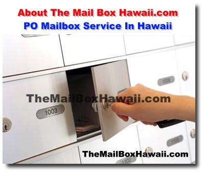 About The Mail Box Postal Service Of Hawaii In Honolulu