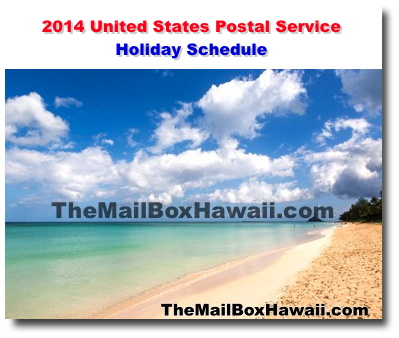 2014 united states postal service holiday schedule the. Black Bedroom Furniture Sets. Home Design Ideas