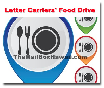 2014 letter carriers food drive coming up in may
