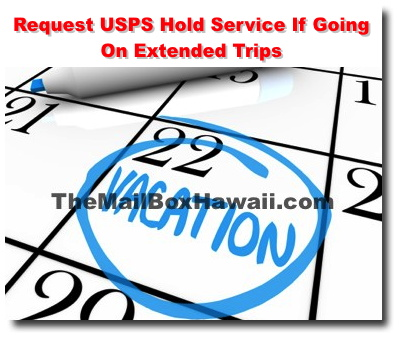 Hold Mail Usps Hold Mail Request Do