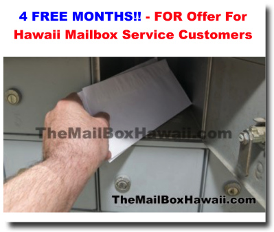 The Mail Box Postal Service of Honolulu Hawaii News - The